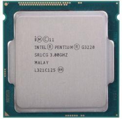 cpu s-1150 pentium-g3220 oem